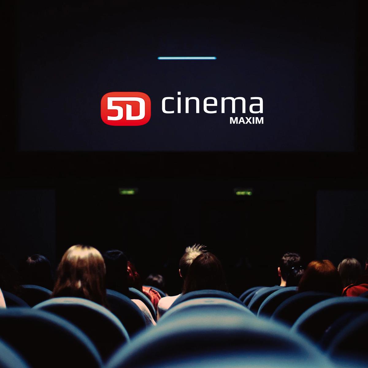 5D kino za 69Kč!